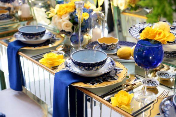Cita Rasa Sebastian Gunawan dalam Koleksi Arcadia Porcelain Tableware