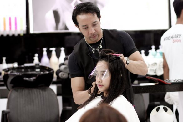 Workshop Teknik Permanent Blow Dry Bersama Arie Hidayat