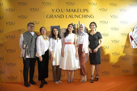 Y.O.U Hadirkan Kosmetik Berkualitas Tinggi dan Tahan Lama