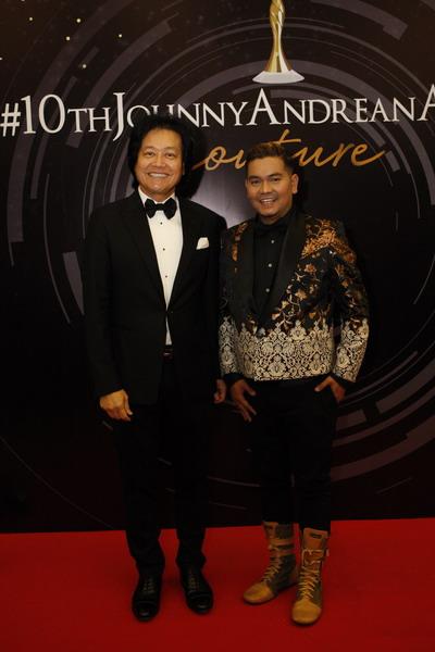 Gempitanya  10th Johnny Andrean Award 2018 di JCC