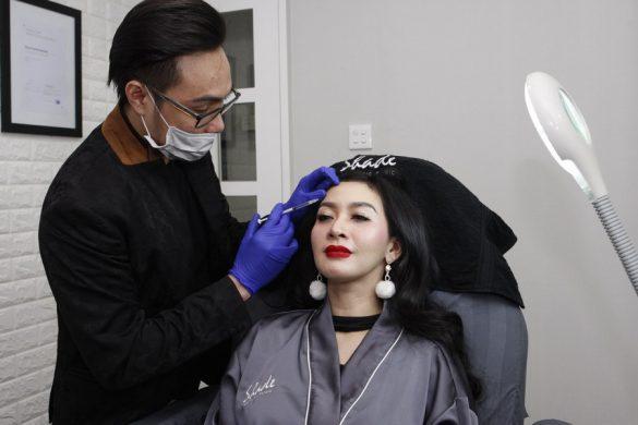 Dokter Dhenny C. Setyawan, Hadirkan Klinik Kecantikan 'Shade Aesthetic Clinic' Non Bedah
