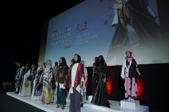Deklarasi Muslim Fashion Festival Indonesia  2019