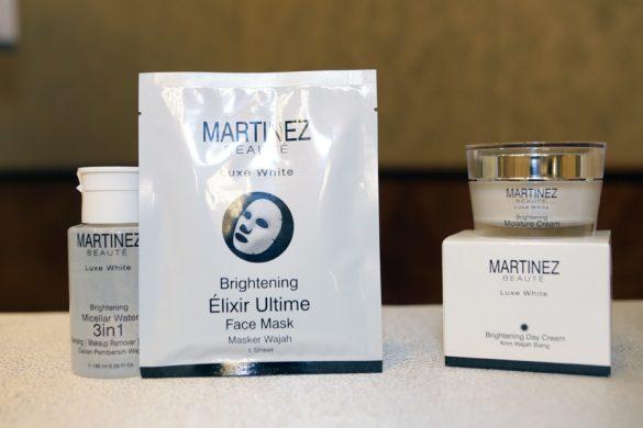 PT. Cakra Daya Makmur, Luncurkan Produk Skin Care 'Martinez Beaute'