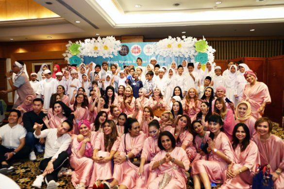 """Rukia Wael Berbagi Inspirasi Dalam Ramadan Style 'Cantik Alami"""""""