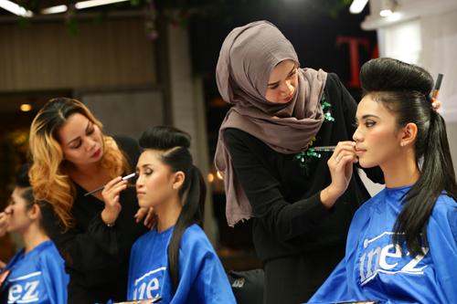 Jihan Soemawisastra Kembali Lahirkan Make Up Artist Profesional