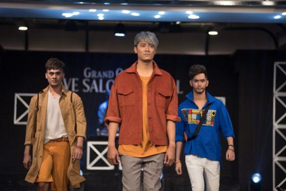 """Hair Show """"Fashionably Diversity""""  Tandai Opening  Cabang Baru Ave Salon di DP Mall Semarang"""