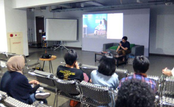 Talk Show  Makna :  Proses dibalik Karya, Bersama LaSalle College Jakarta