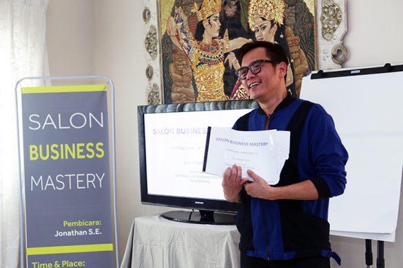 Anita Salon Tangerang Gelar Seminar Bisnis Management Salon