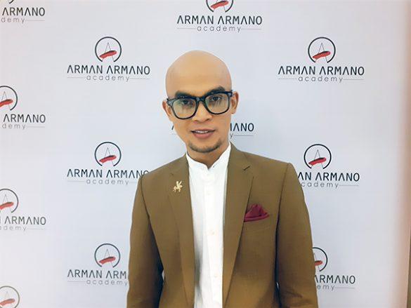 Arman Armano Make Up Awards 2019 di Sasana Kriya TMII