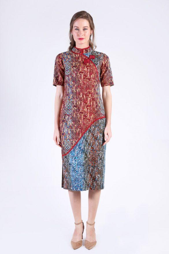 """Simak Koleksi Terbaru dari Alleira Batik """"Oriental Bloom"""""""